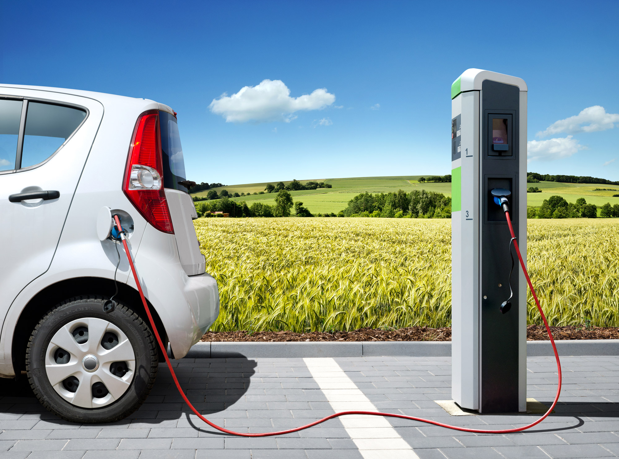 Electric vehicle – Mobile User Interface