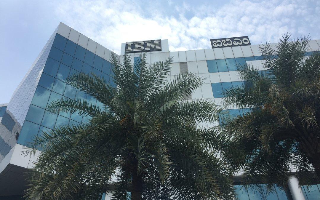 Pablo's Journey to IBM India