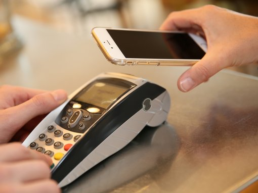 Mobile Contactless Payments @ ABN Amro