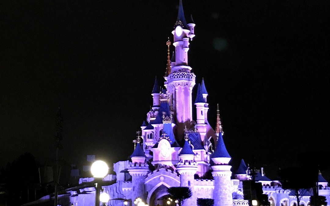 IBM iX Hackathon in Disney Land (Paris)