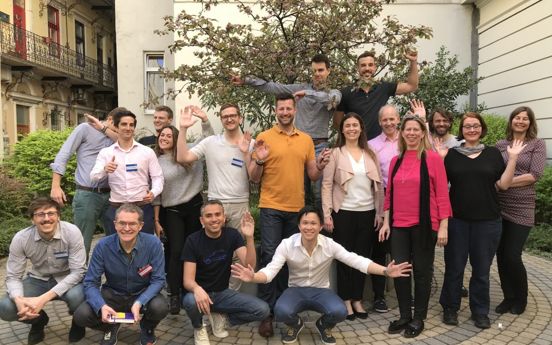 IBM Design Thinking training in Budapest
