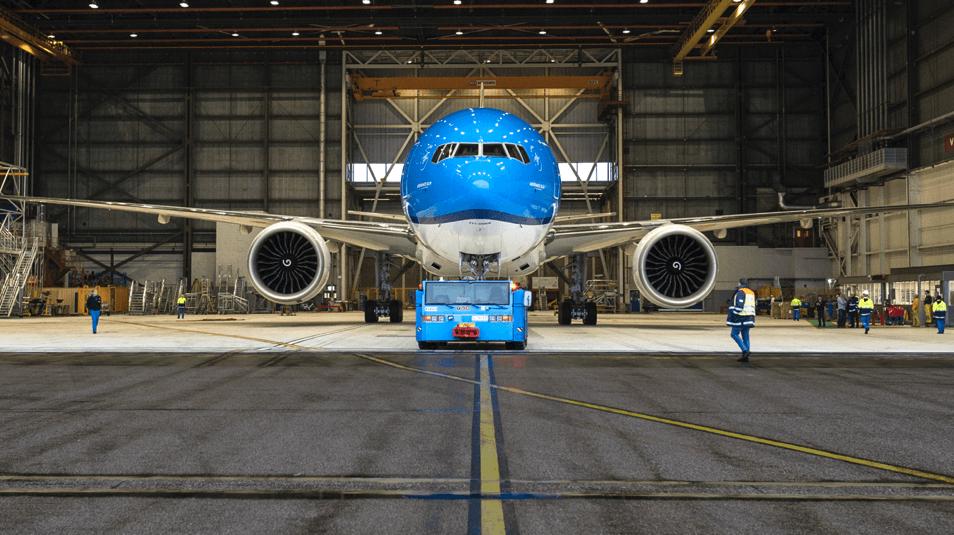 Mobile @ KLM